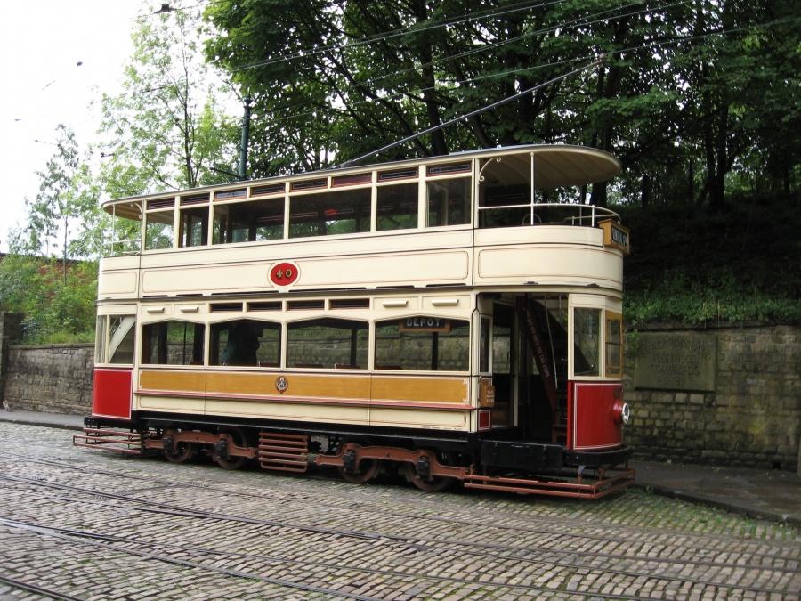 фото мини трамваев изготовлении