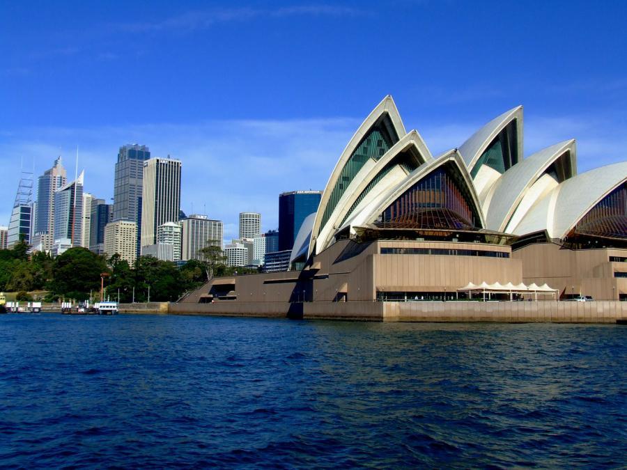 Картинки об истории австралии