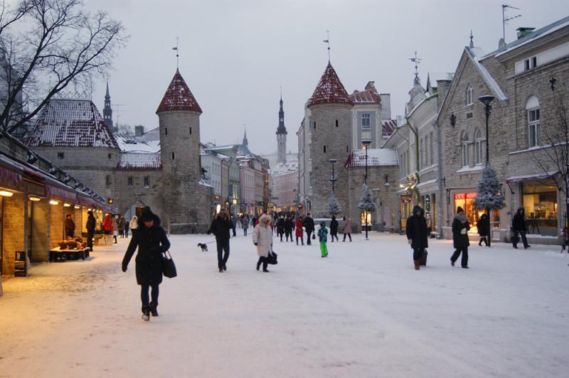 Таллин - Фото №1