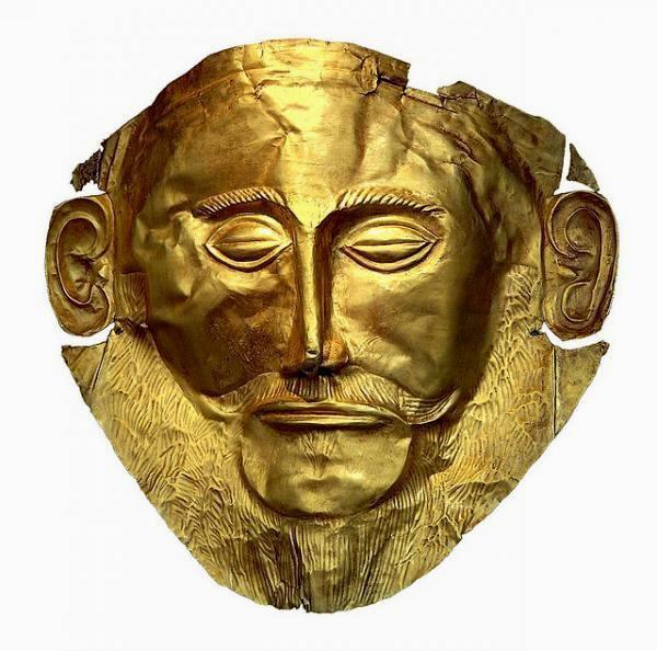 Археологический музей микен. Часть 2.. обсуждение на liveint.