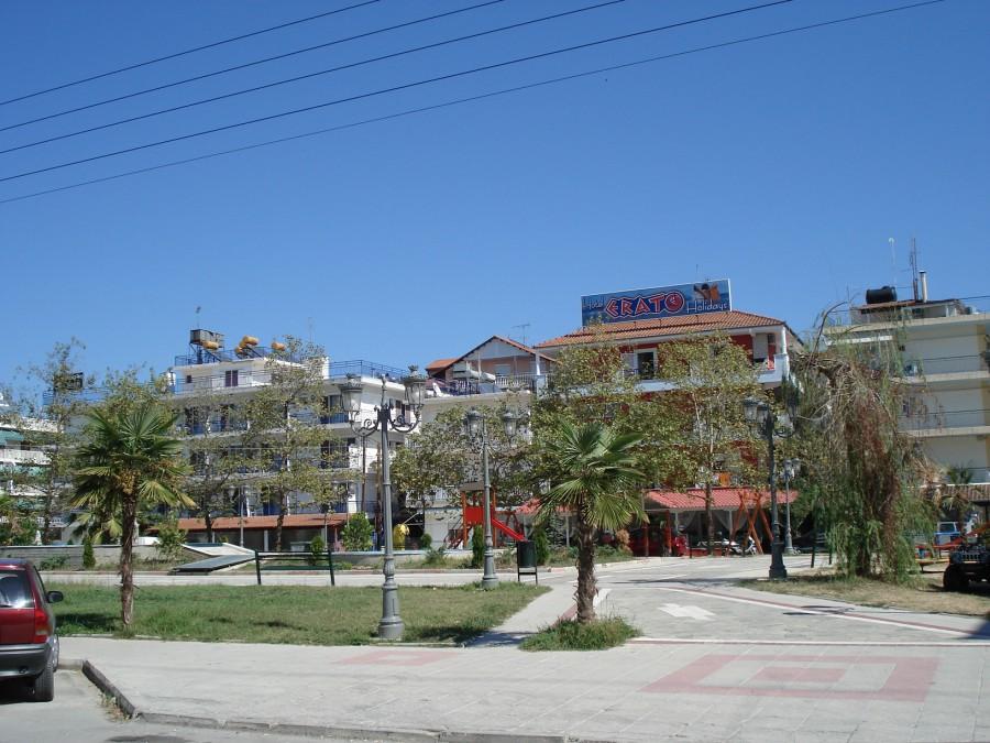 город катерина греция фото