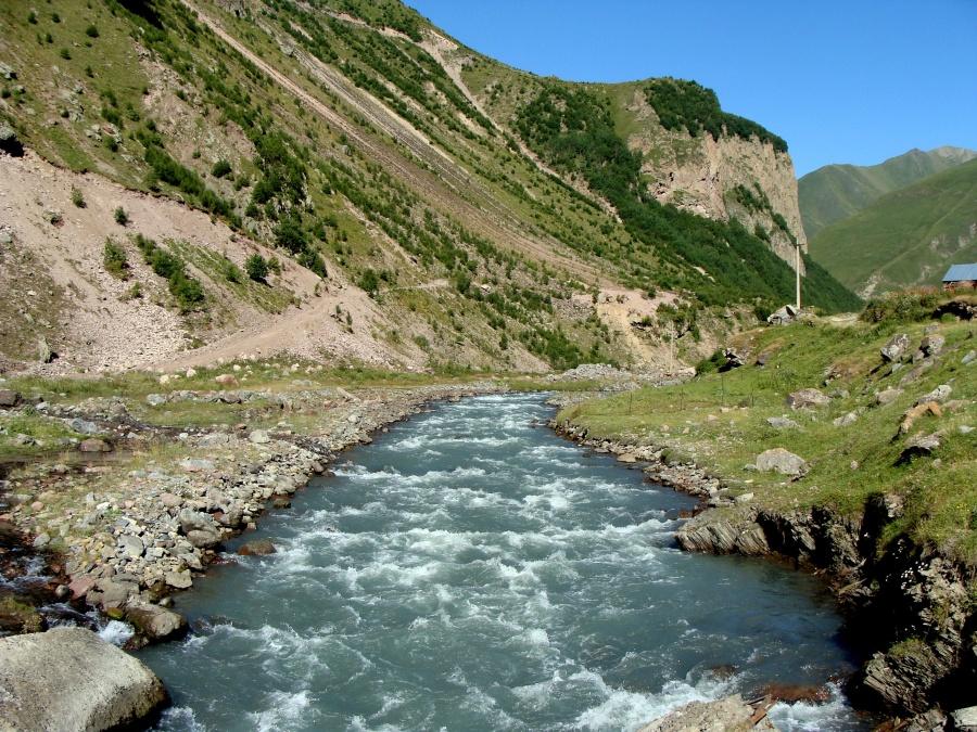 прошлых фото реки терек в хорошем качестве будет безупречным