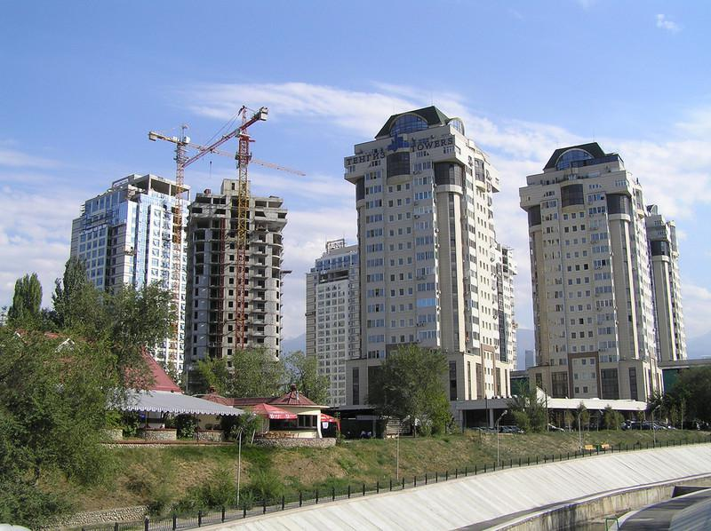 Жк samal tower алматы