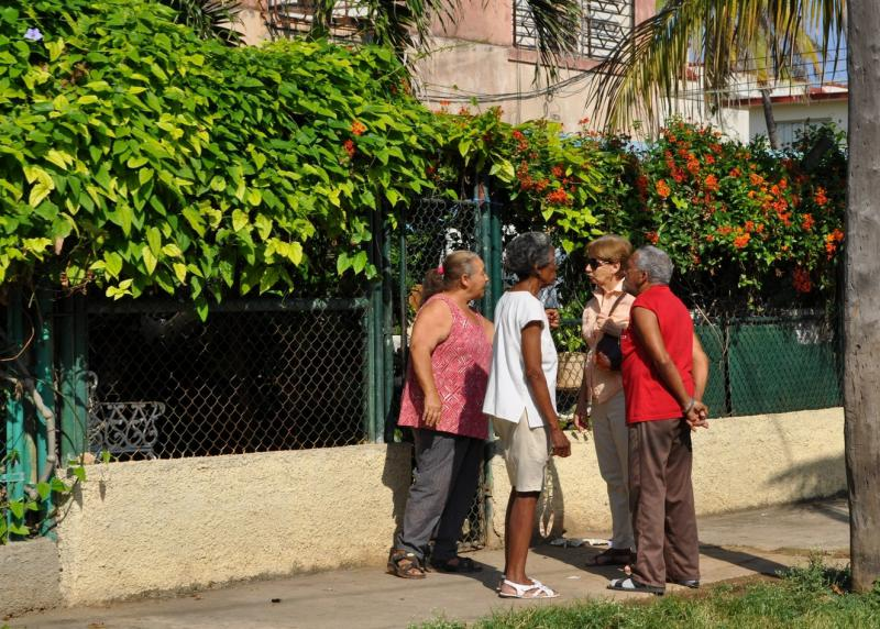Куба Знакомство