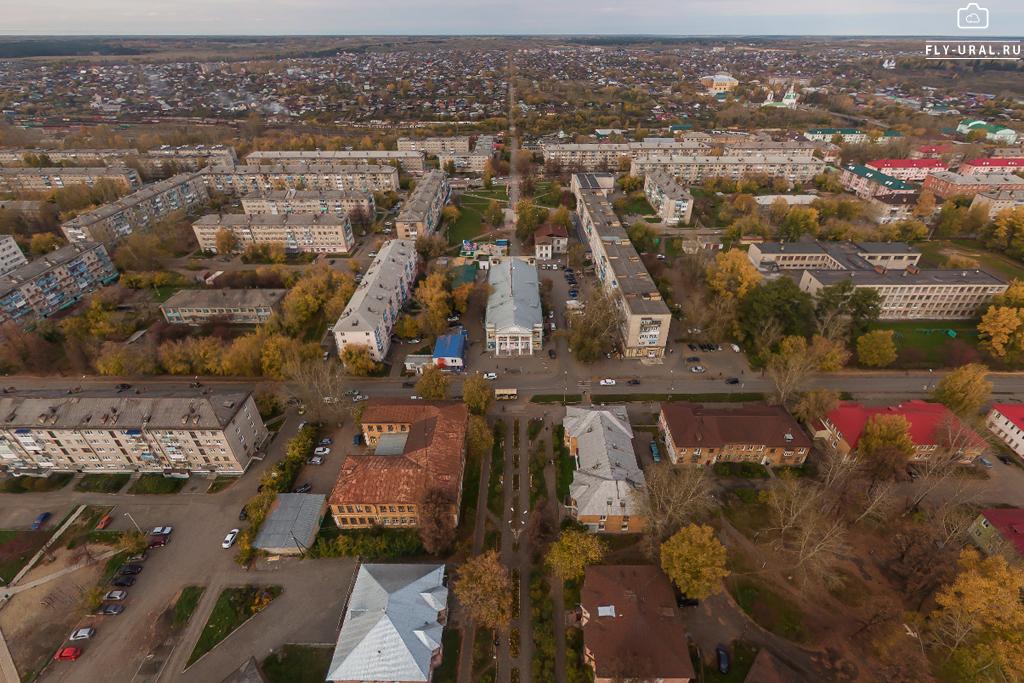 Алапаевск фото города