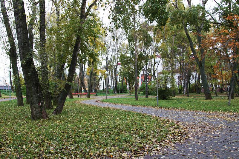 Комплекс домов «Green Park» первый в Уфе