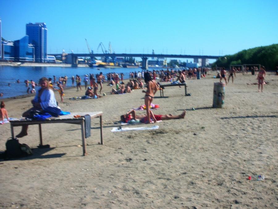 Картинки астраханский городской пляж