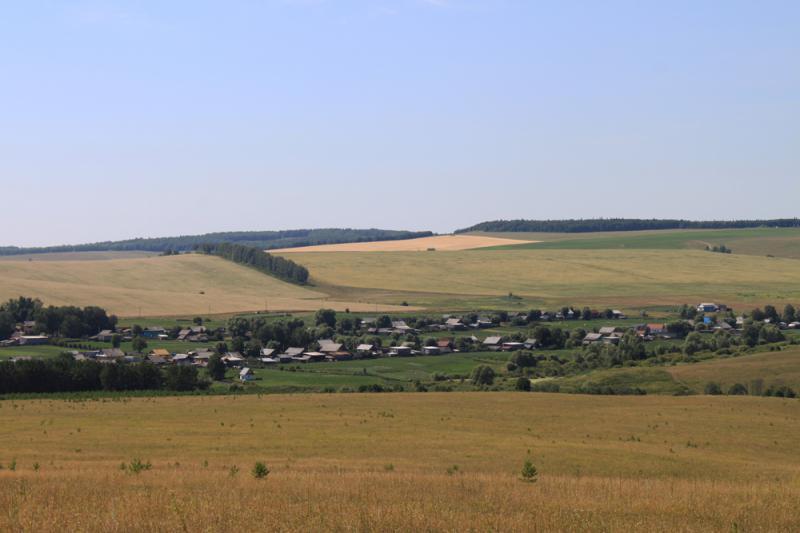 Картинки фото природа деревня