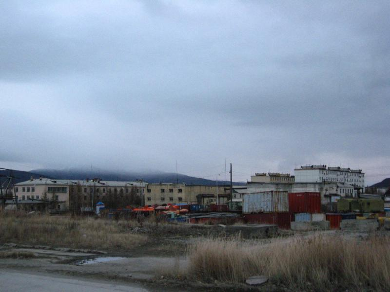 Чукотская осень 2011 часть 2