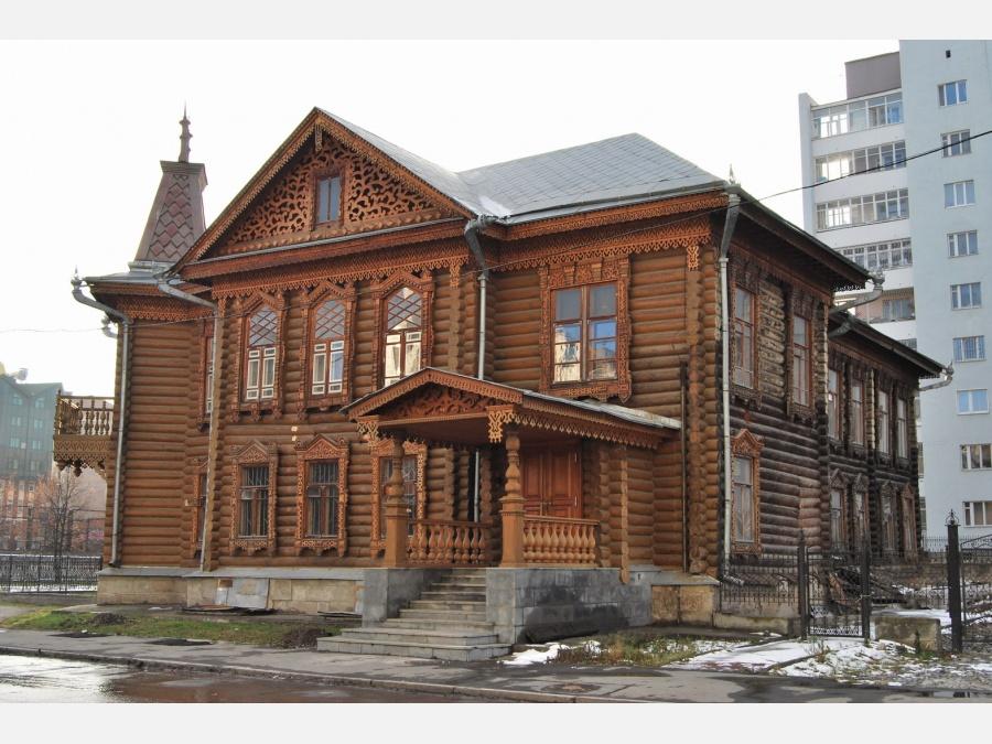 Дома в 19 веке фото 34