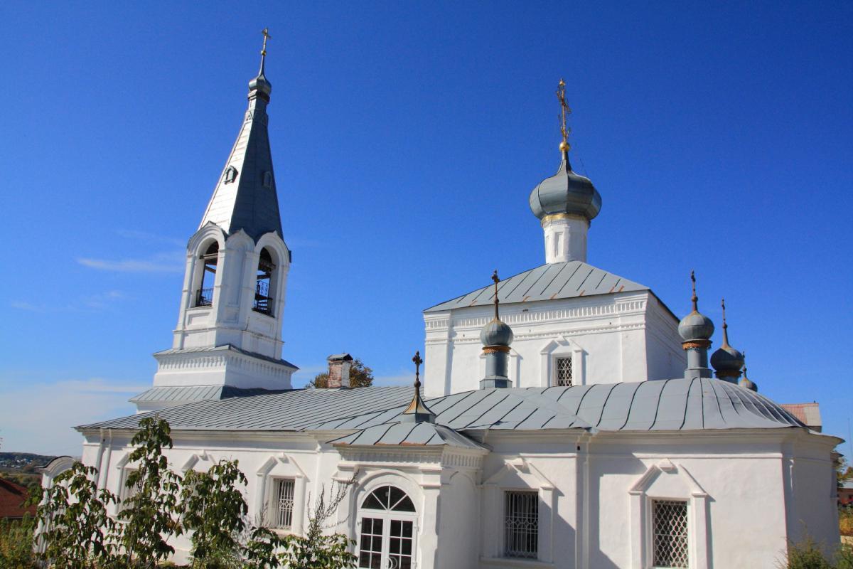 подошла окну собор в касимове фото привести руки