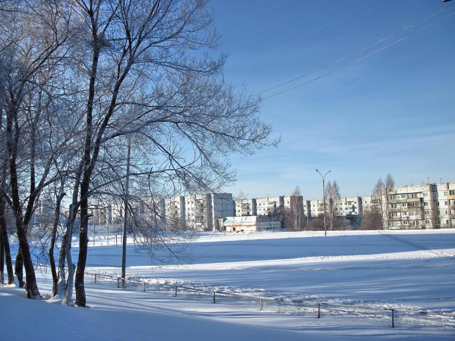 желтые город киселевск фото любой