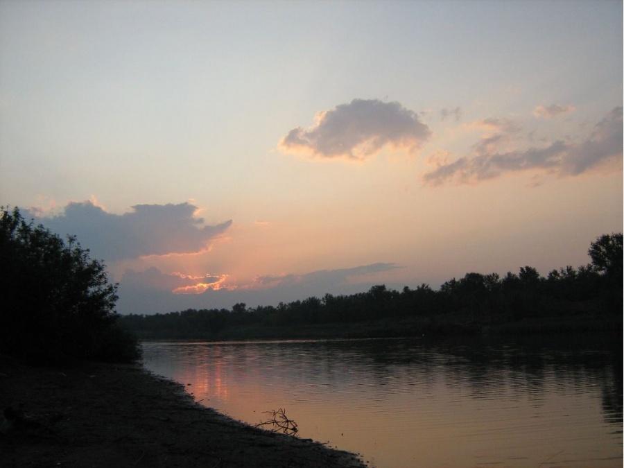 Крыловская краснодарский край рыбалка