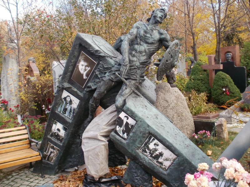 Ульянов михаил могила