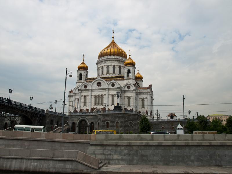Прогулка по москва реке 24 июня 2011года