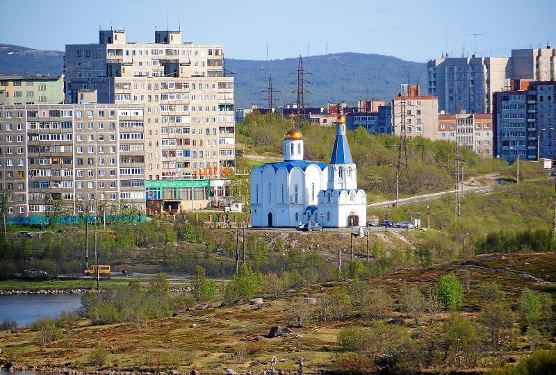 В Мурманской области снова потеплеет до +25