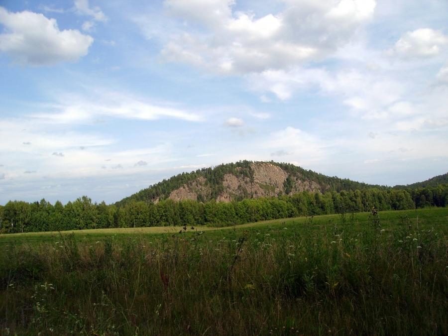 Россия тайга / леса умеренного пояса   ландшафты На подходе к Медведь-камню