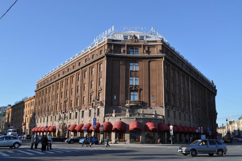 Отель Гостиница Астория Rocco Forte (Россия Санкт-Петербург ...   531x800