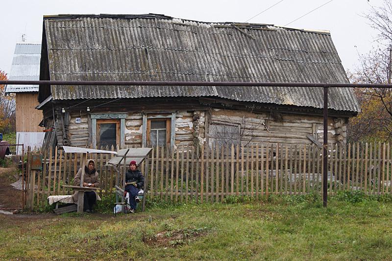 деревни самарской области фото приходом холодов