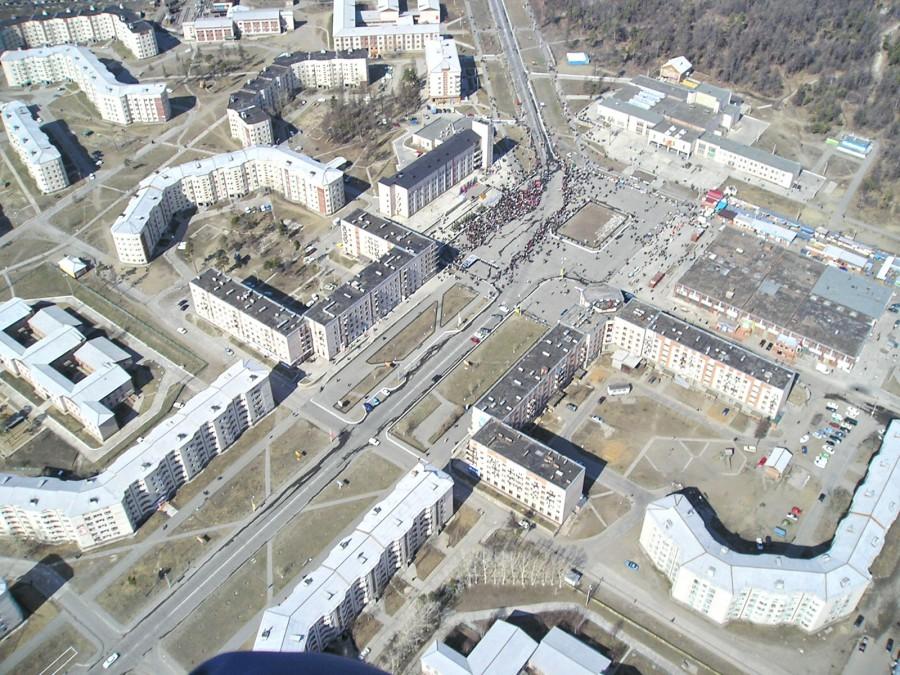 северобайкальск фото старого города часах