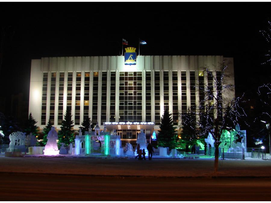 Администрация города тюмени фото