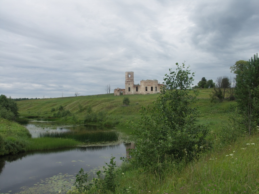 фото деревень около тотьмы