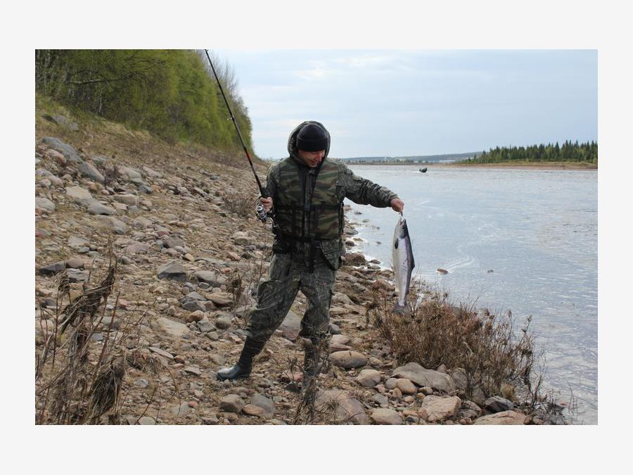 рыбалка на варзуге
