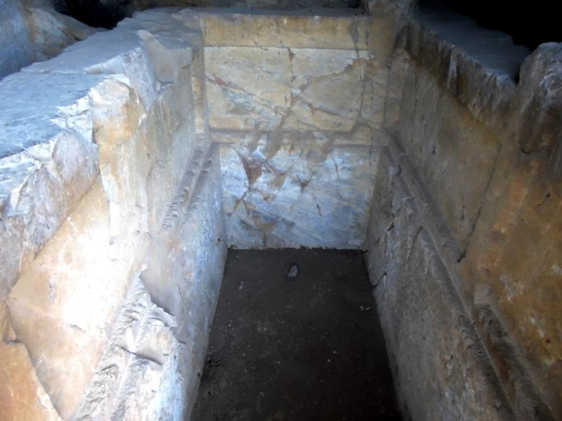 Ликийские гробницы в Дальяне (Дальян, Турция) - Фото Терра