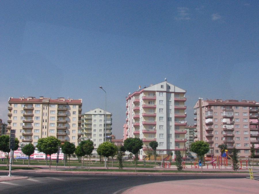 Недвижимость за рубежом купить турция