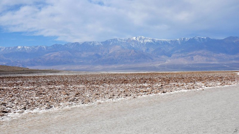 Death Valley - Badwater Basin (Долина смерти) - Фото №10