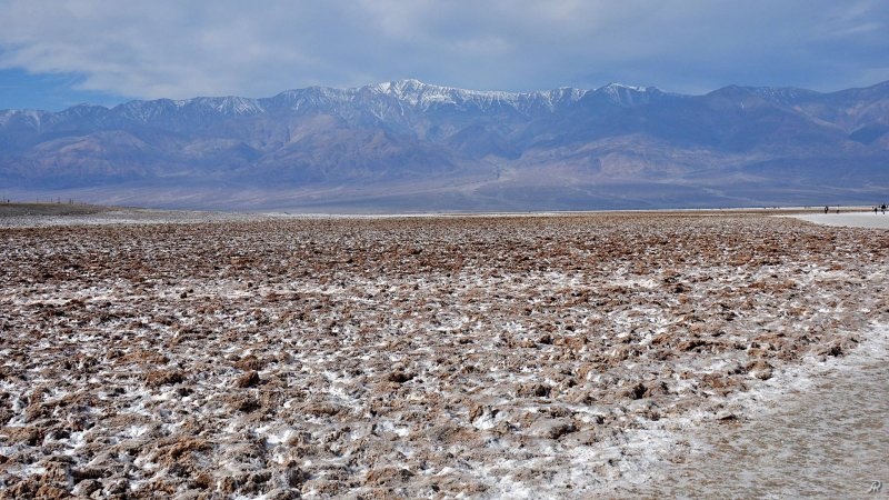 Death Valley - Badwater Basin (Долина смерти) - Фото №11