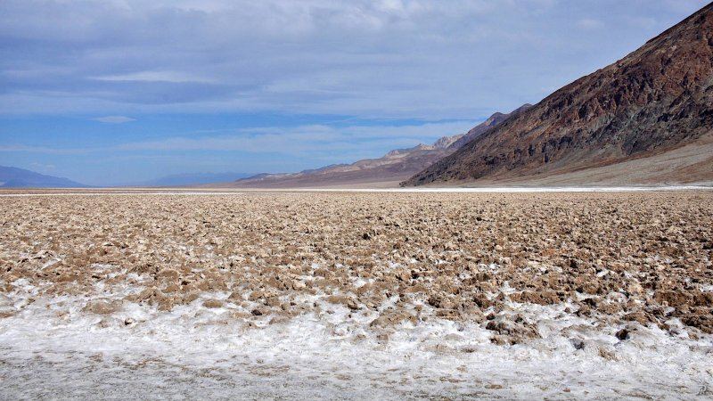 Death Valley - Badwater Basin (Долина смерти) - Фото №12