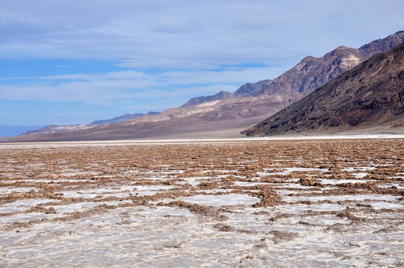 Death Valley - Badwater Basin (Долина смерти) - Фото №14