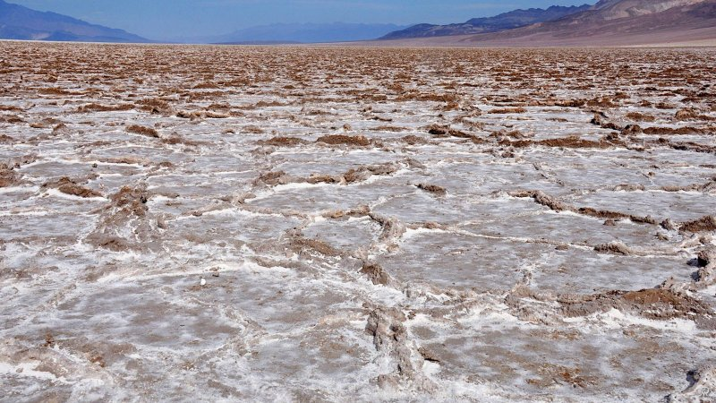 Death Valley - Badwater Basin (Долина смерти) - Фото №16