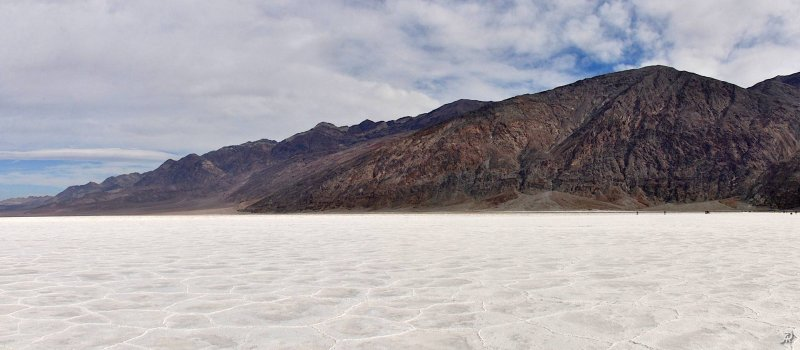 Death Valley - Badwater Basin (Долина смерти) - Фото №26
